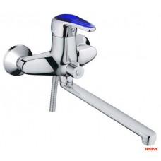 Смеситель для ванны HAIBA 006 MAGIC BLUE EURO