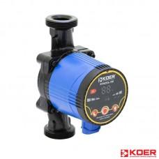 KOER KP.N25/6-180 (Pmin -5Вт) Насос циркуляционный энергосберегающий