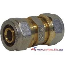 NTM Муфта м/п 16x16